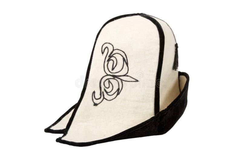 καπέλο kyrgyz στοκ φωτογραφία με δικαίωμα ελεύθερης χρήσης