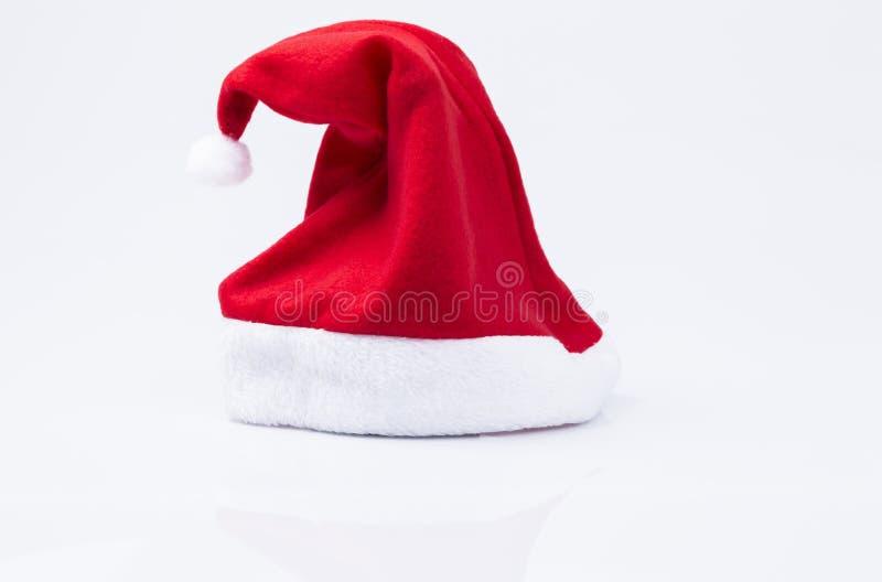 Καπέλο Santas στοκ εικόνες