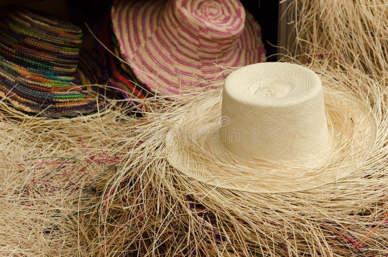 Καπέλα του Παναμά στοκ φωτογραφία