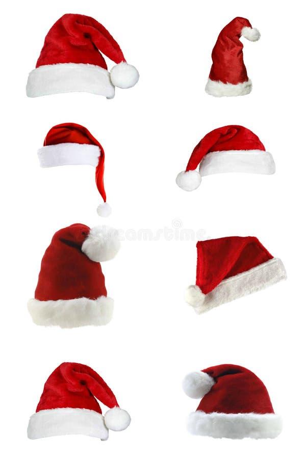 Καπέλα Santa στοκ εικόνες