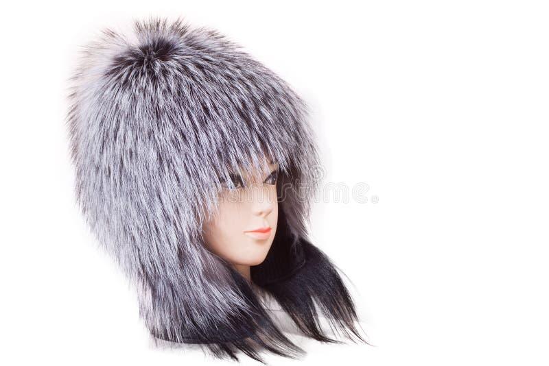Καπέλο γουνών στοκ φωτογραφία