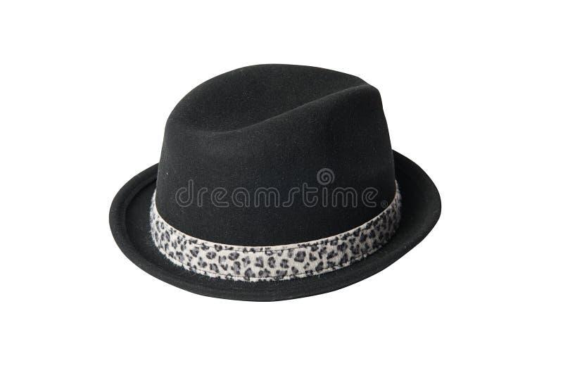 Καπέλο λεοπαρδάλεων στοκ εικόνες με δικαίωμα ελεύθερης χρήσης