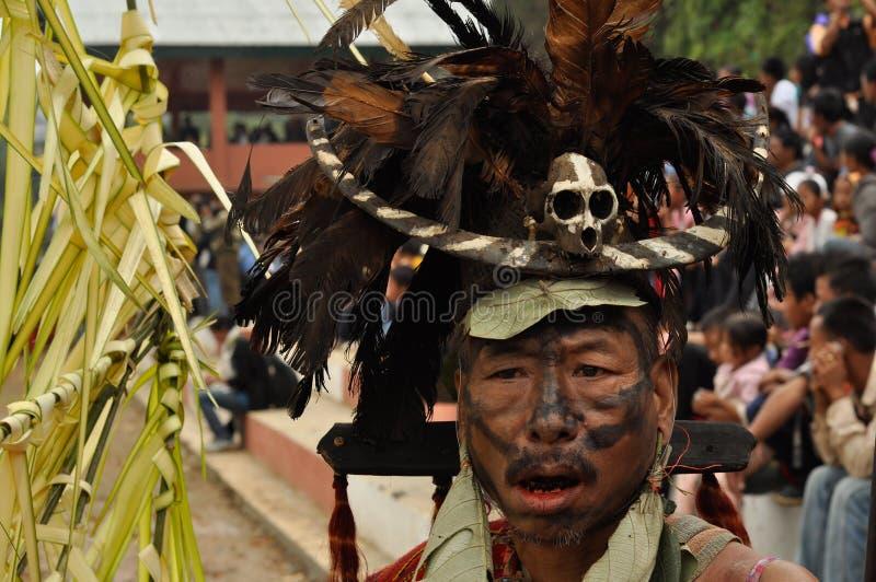 Καπέλο με το κρανίο στοκ φωτογραφίες με δικαίωμα ελεύθερης χρήσης