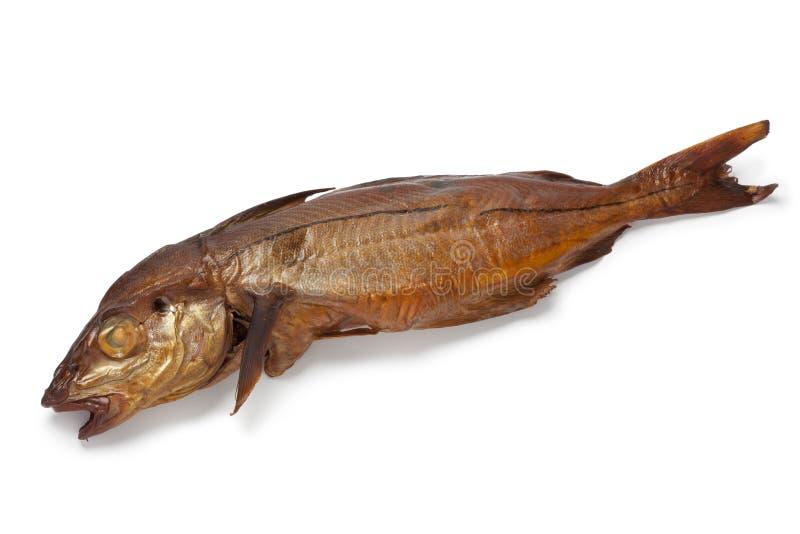 Καπνισμένα ψάρια βακαλάων στοκ φωτογραφίες
