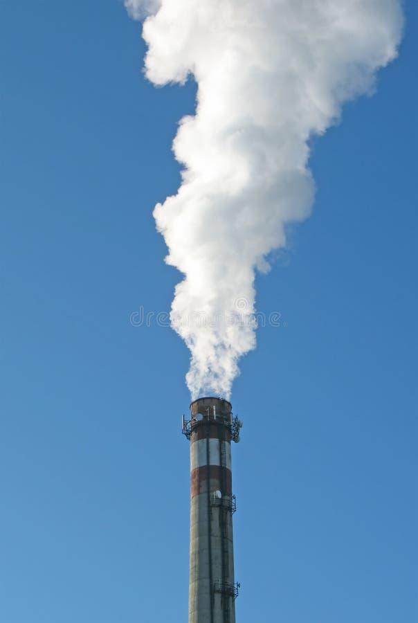 καπνοδόχος 3 στοκ εικόνα