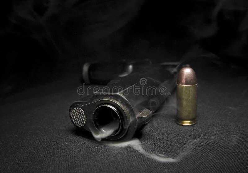 καπνός πυροβόλων όπλων