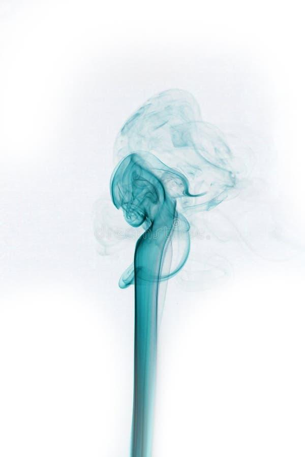 Καπνός του ραβδιού κινέζικων ειδώλων απεικόνιση αποθεμάτων