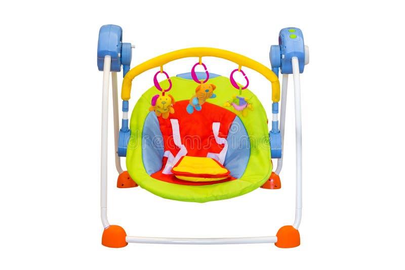Καρέκλα μωρών στοκ φωτογραφία με δικαίωμα ελεύθερης χρήσης