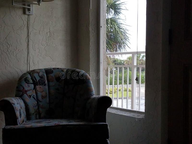 Καρέκλα της Shell στοκ φωτογραφίες με δικαίωμα ελεύθερης χρήσης