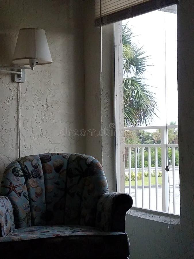 Καρέκλα της Shell στοκ φωτογραφίες