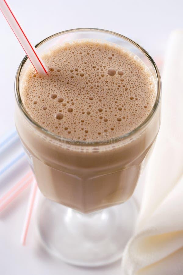 καραμέλα milkshake στοκ εικόνες με δικαίωμα ελεύθερης χρήσης