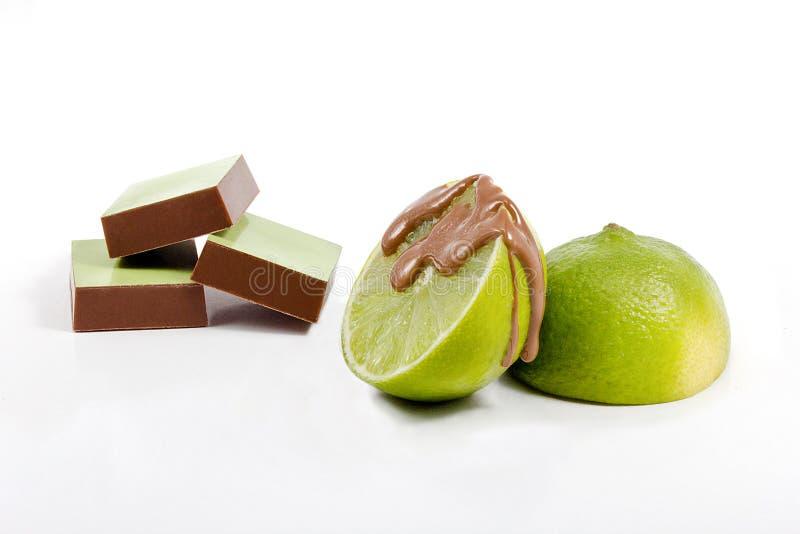 Καραμέλα με τα φρούτα στοκ εικόνα με δικαίωμα ελεύθερης χρήσης