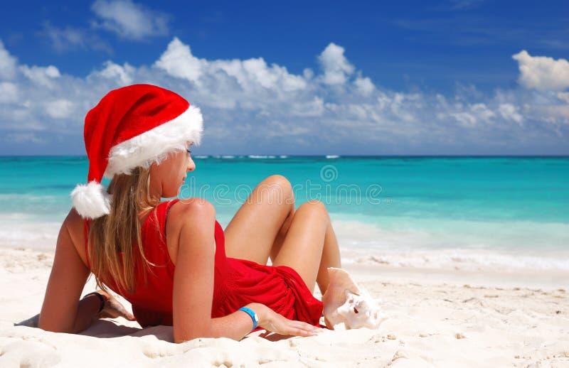 καραϊβικά Χριστούγεννα Στοκ Εικόνα