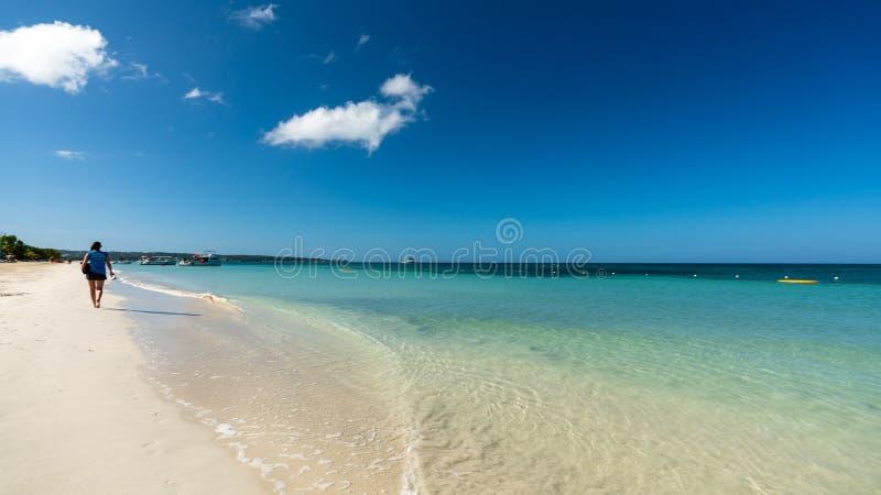 καραϊβική θάλασσα στοκ φωτογραφία