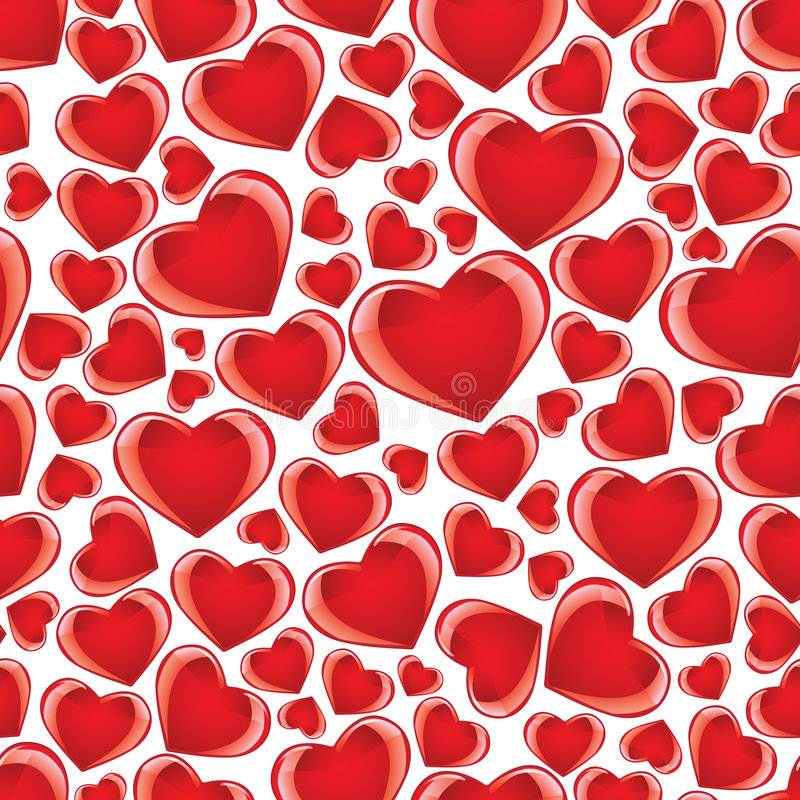 καρδιά ανασκόπησης άνευ ρ&alp ελεύθερη απεικόνιση δικαιώματος