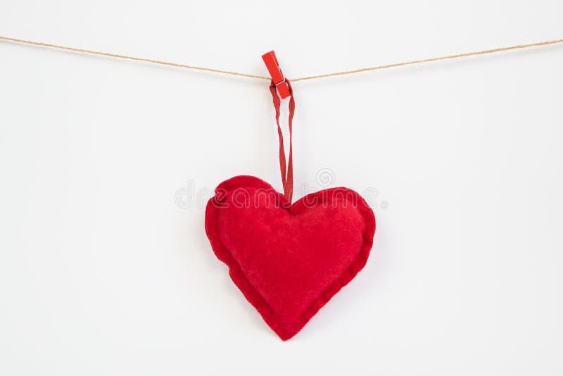 Καρδιά βαλεντίνων στοκ εικόνα με δικαίωμα ελεύθερης χρήσης