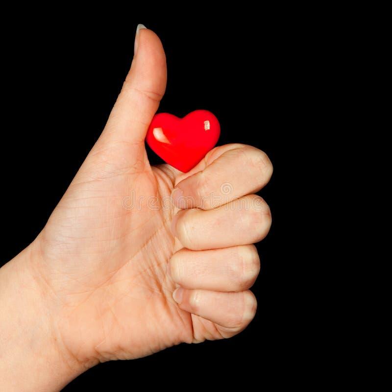 καρδιά εντάξει στοκ φωτογραφίες με δικαίωμα ελεύθερης χρήσης