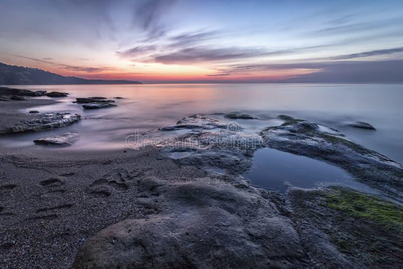 Καρδιά θάλασσας στοκ εικόνα με δικαίωμα ελεύθερης χρήσης