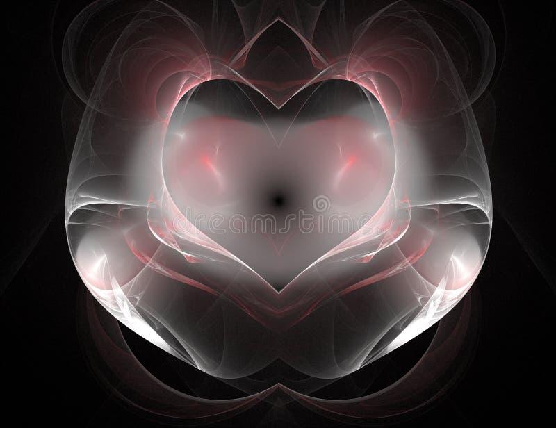 καρδιά ΙΙ διασκέδασης διανυσματική απεικόνιση
