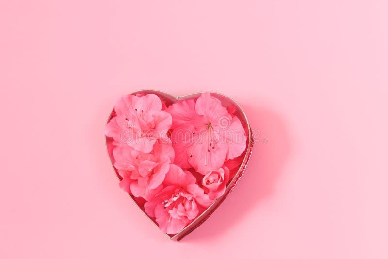 καρδιά λουλουδιών στοκ φωτογραφίες με δικαίωμα ελεύθερης χρήσης