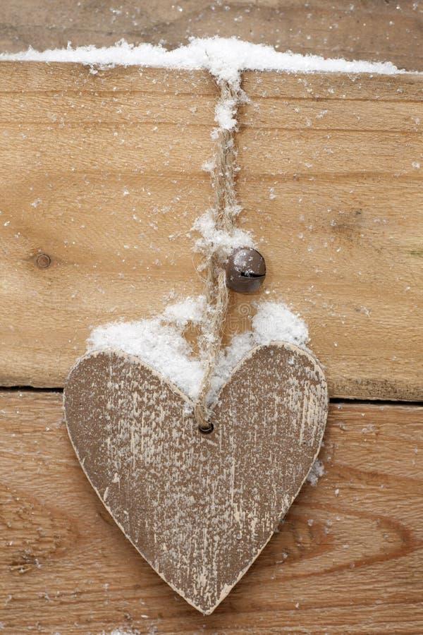 καρδιά ξύλινη στοκ φωτογραφίες με δικαίωμα ελεύθερης χρήσης