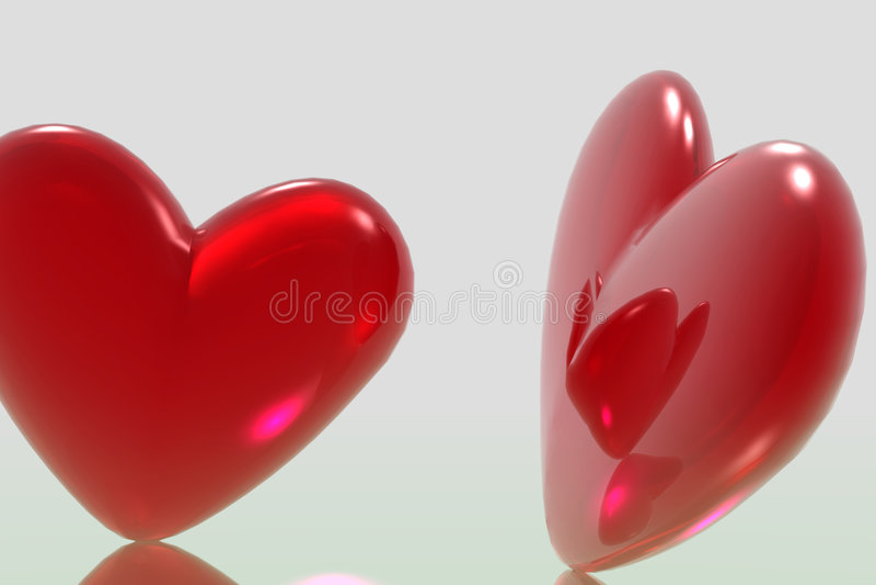 Download καρδιές απεικόνιση αποθεμάτων. εικονογραφία από αγάπες - 386895