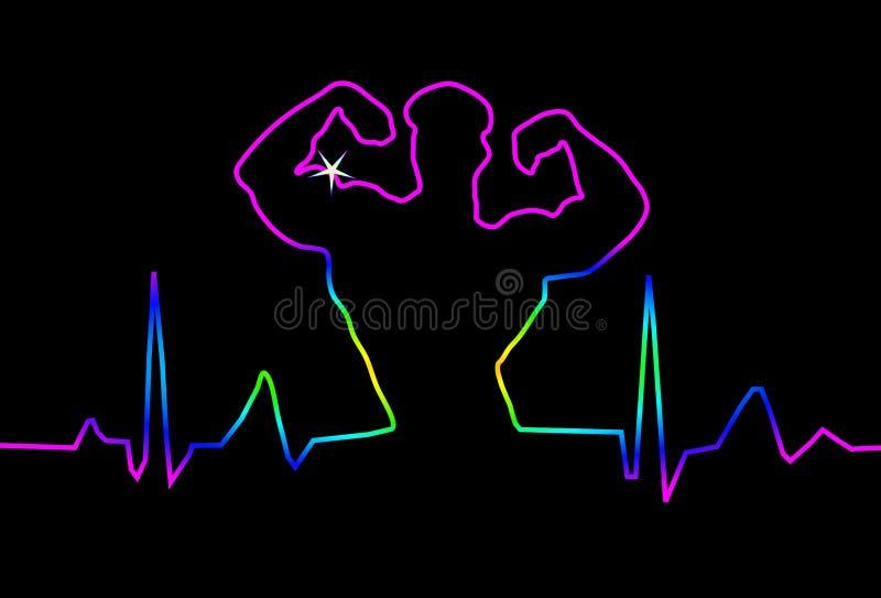 καρδιακό wellness ελεύθερη απεικόνιση δικαιώματος