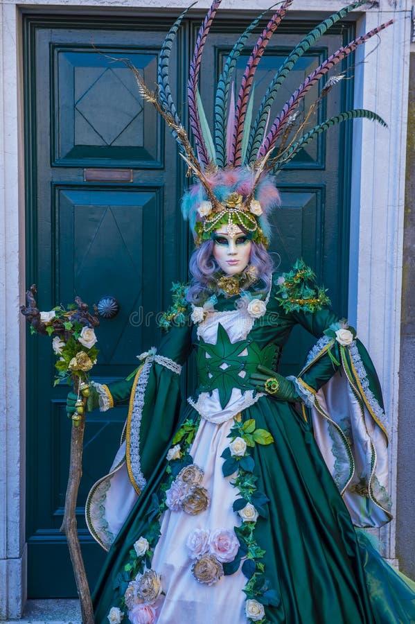 2019 Καρναβάλι Βενετίας στοκ φωτογραφία