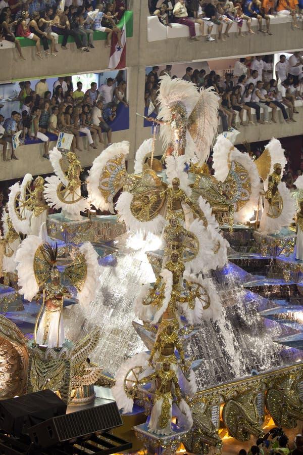 καρναβάλι Ρίο στοκ εικόνα