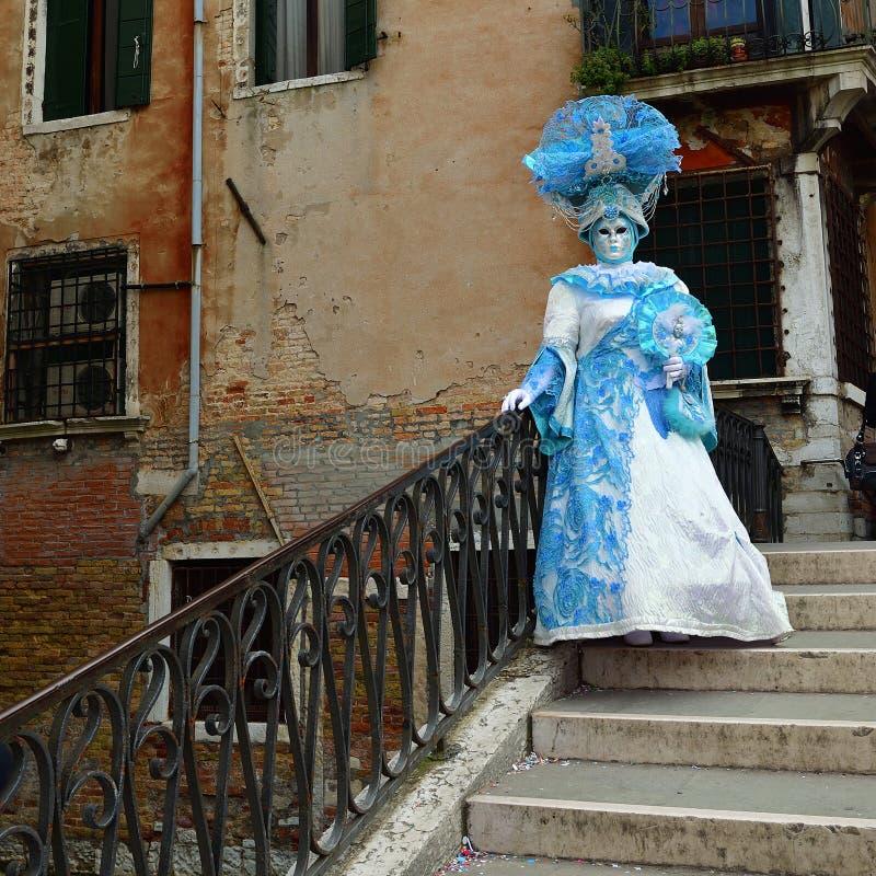 καρναβάλι της Βενετίας, Ιταλία στοκ φωτογραφίες