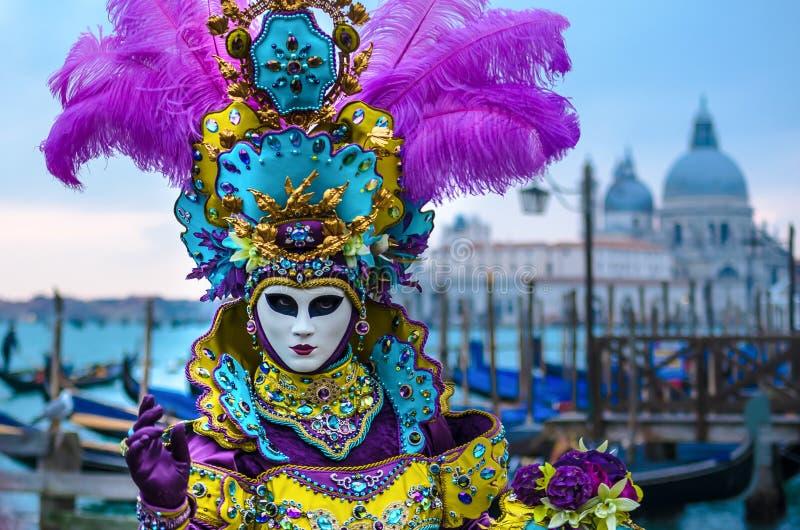 καρναβάλι Βενετία στοκ φωτογραφία