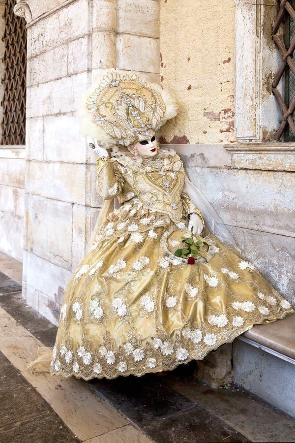 Καρναβάλι της Βενετίας στοκ εικόνες