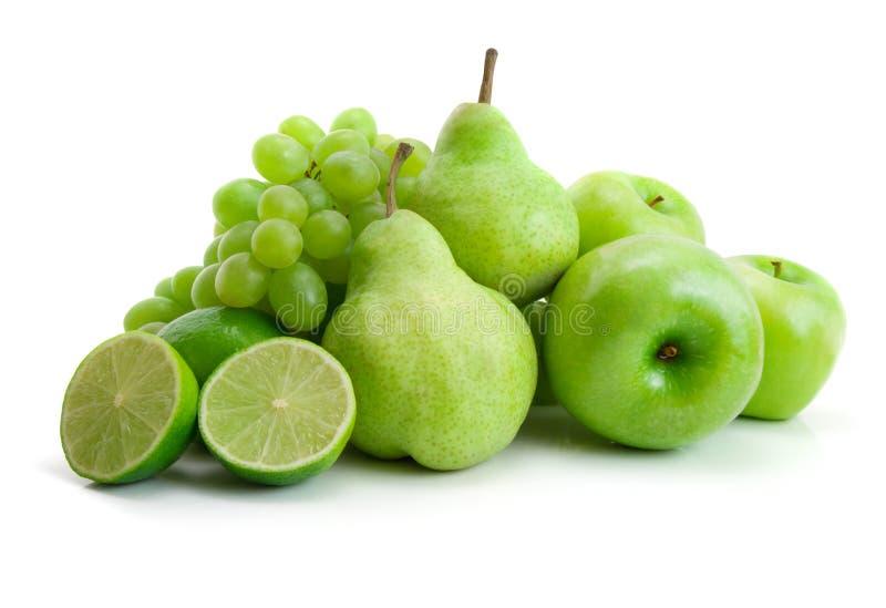 καρποί πράσινοι στοκ εικόνες