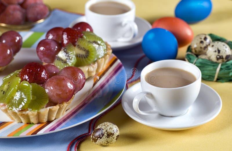 καρπός Πάσχας κέικ στοκ φωτογραφίες