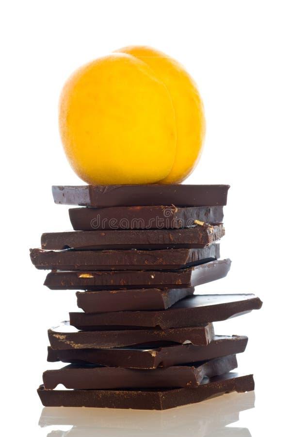 καρπός σοκολάτας στοκ εικόνες
