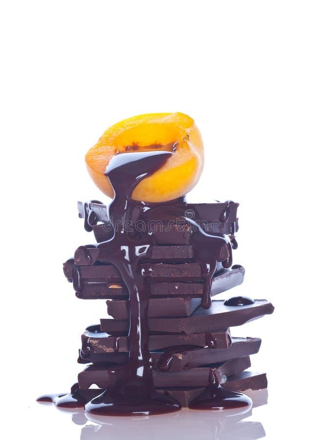 καρπός σοκολάτας στοκ εικόνα με δικαίωμα ελεύθερης χρήσης