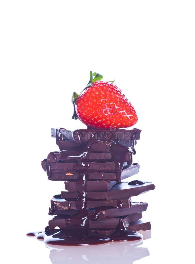 καρπός σοκολάτας στοκ φωτογραφία