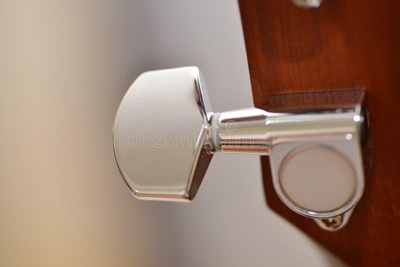 Καρφίτσα μετάλλων κιθάρων στοκ εικόνες