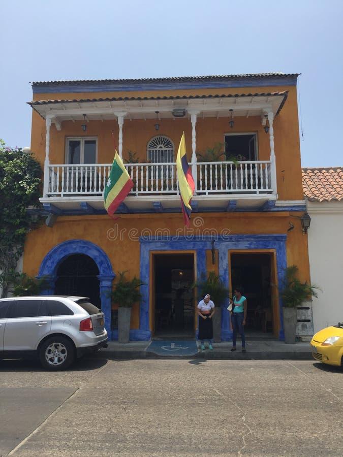 Καρχηδόνα Κολομβία στοκ φωτογραφίες με δικαίωμα ελεύθερης χρήσης