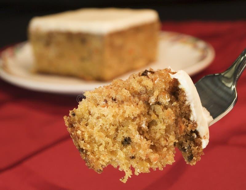 καρότο κέικ στοκ φωτογραφίες