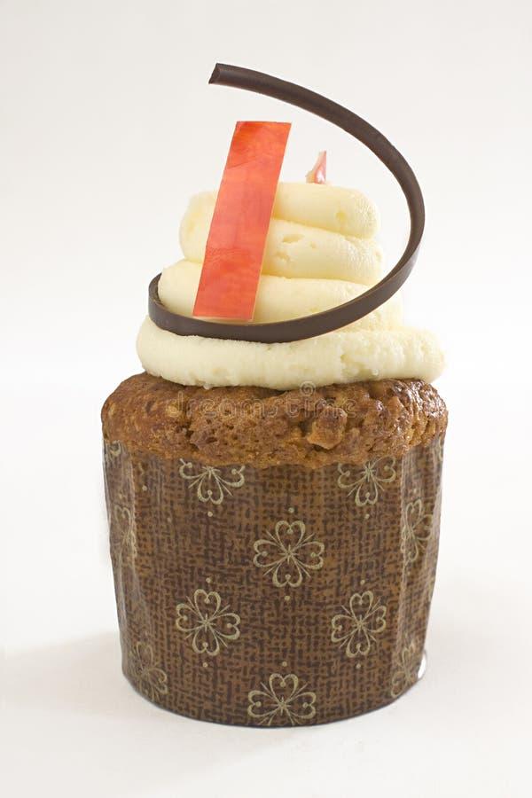 καρότο cupcake στοκ εικόνες