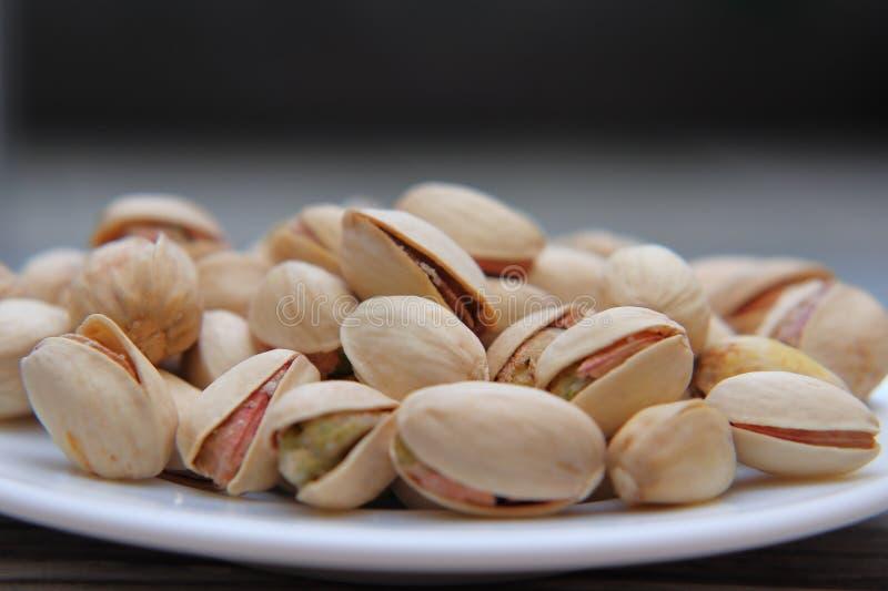 Καρύδια φυστικιών - ένα σύμβολο του πλούτου στην αρχαία Περσία στοκ εικόνες