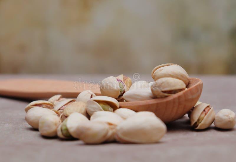 Καρύδια φυστικιών - ένα σύμβολο του πλούτου στην αρχαία Περσία στοκ φωτογραφίες