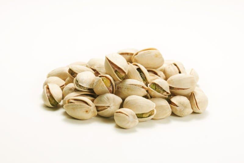 Καρύδια φυστικιών στοκ φωτογραφία με δικαίωμα ελεύθερης χρήσης