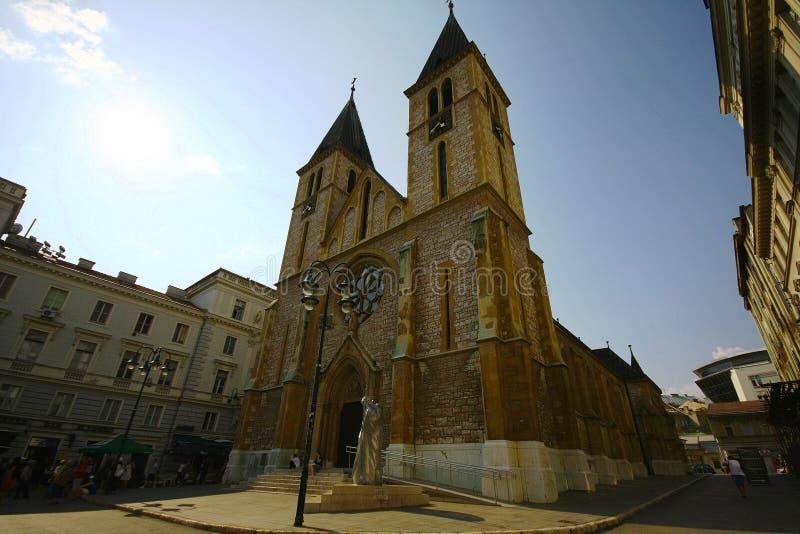 καρδιά καθεδρικών ναών ιε&rh στοκ φωτογραφία με δικαίωμα ελεύθερης χρήσης