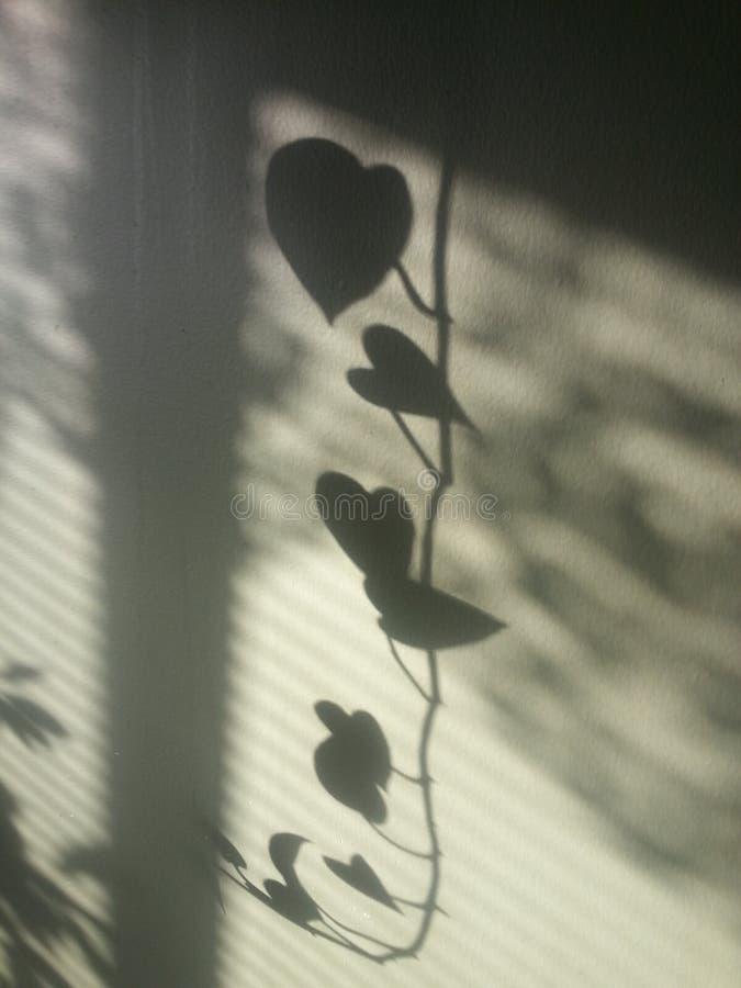 καρδιές μόνες στοκ εικόνες