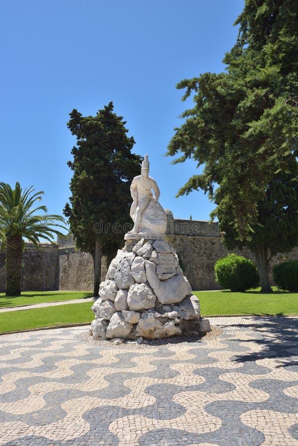 Κασκάις στην Πορτογαλία στοκ φωτογραφίες
