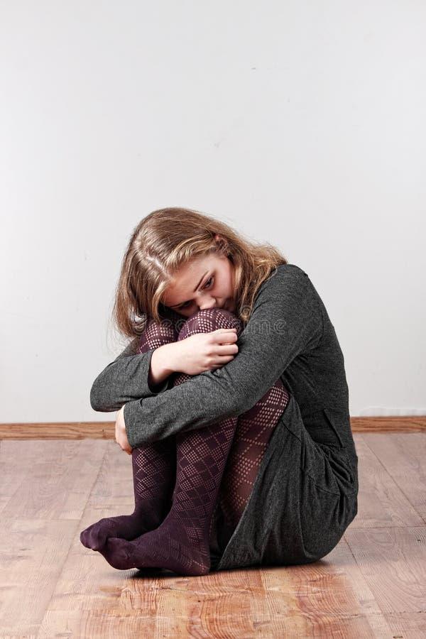 κατάθλιψη στοκ εικόνες με δικαίωμα ελεύθερης χρήσης
