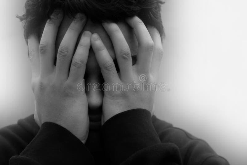 κατάθλιψη στοκ φωτογραφίες με δικαίωμα ελεύθερης χρήσης