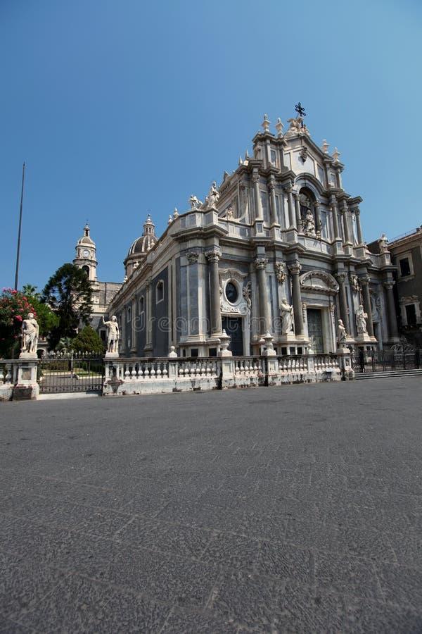 Κατάνια Ιταλία στοκ εικόνες